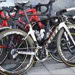自転車にパワーが伝わっているか、セッティングチェック