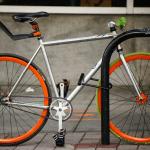 自転車の盗難対策で効果のあるロックのかけ方