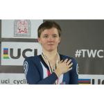 女子自転車パシュート銀メダリストが自殺