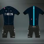 Team INEOS(チーム・イネオス)が新しいジャージを発表